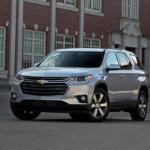 Chevrolet Traverse Thumbnail