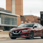 Nissan Maxima Thumbnail